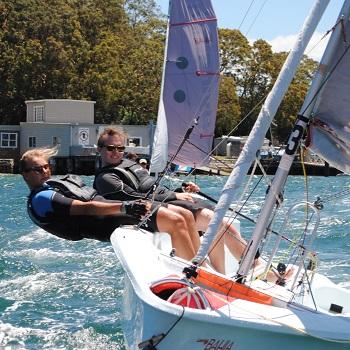 Dinghy Sailing Sydney