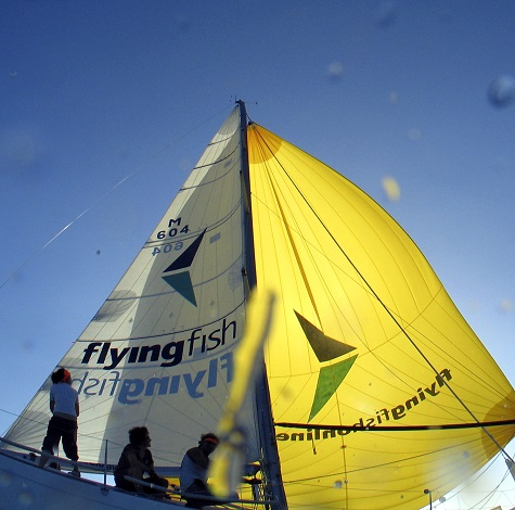 Intro to spinnakers and racing